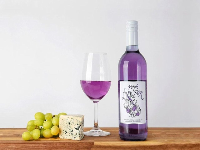 Purple Reign Wine