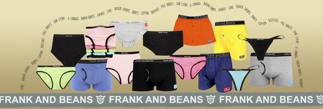 Frank & Beans - Underwear