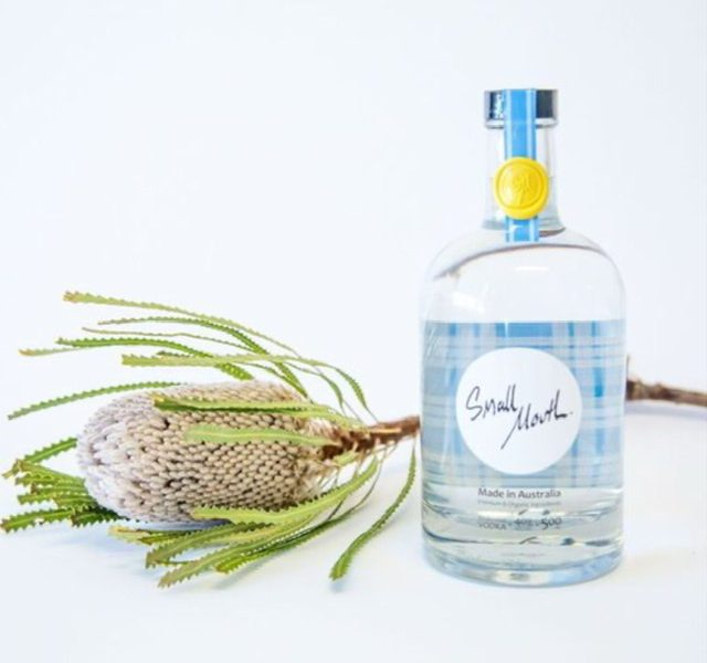 Small Mouth Vodka - Vodka & Gin