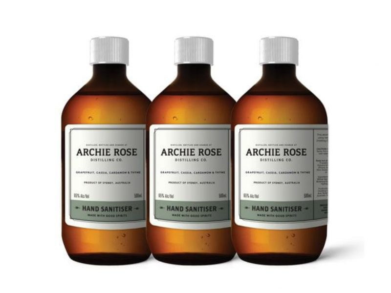 Archie Rose Distilling Co. - Gin, Whisky, Vodka & Hand Sanitiser