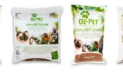 Oz Pet - Cat & Pet Litter