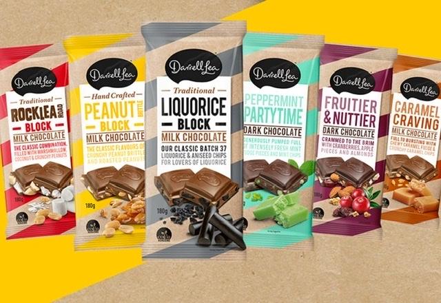 Darrell Lea - Liquorice & Chocolate