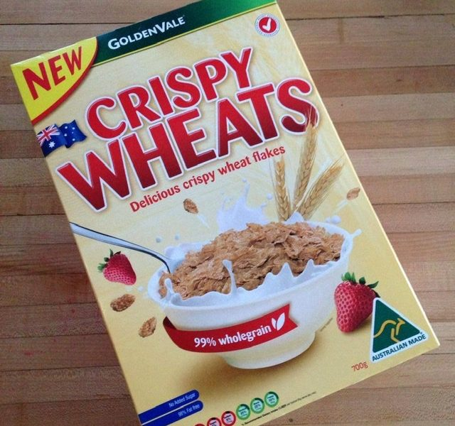 Golden Vale Wheat Biscuits - Cereals