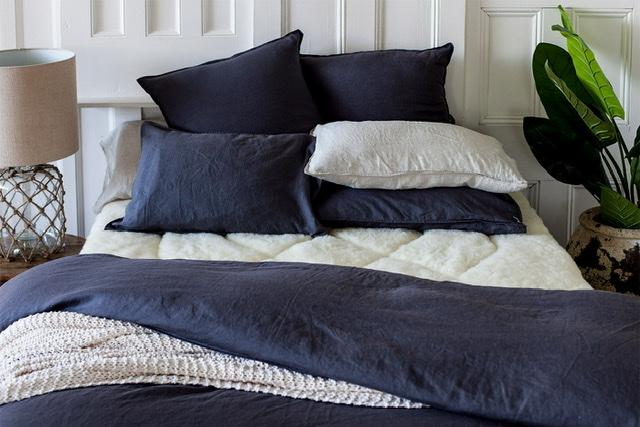 Halcyon Dreams - Woollen Quilts & Underlays
