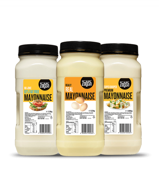 Bega Food Services - Cheese, condiments, dressings, mayonnaise, spreads