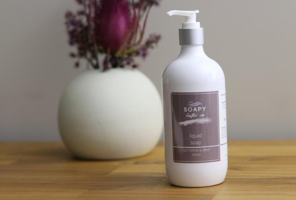 Soapy Butter Co. - Soap, bath salts, magnesium oil, body scrubs & natural deodorant.