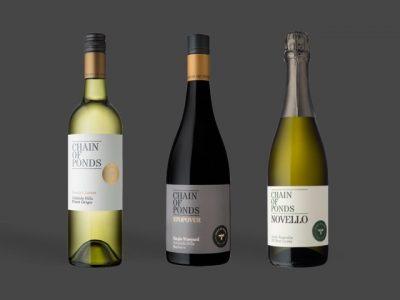 Chain of Ponds - Wine