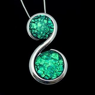 Liquid Crystal Australia - Dichroic Glass Jewellery