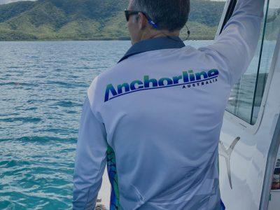 Anchorline Australia - Fishing shirts & Neck buffs and t-shirts, tanks & caps