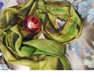 Eyzer Design - Handpainted Scarves