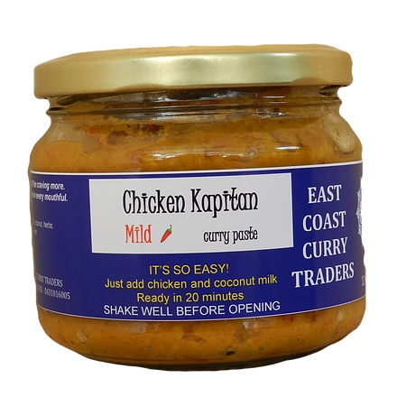 East Coast Curry Traders - Curry Pastes, Spice Blends & Chutney & Relish
