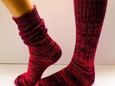 Mongrel Socks - Socks, Beanies, Scarves, Arm & Leg Warmers