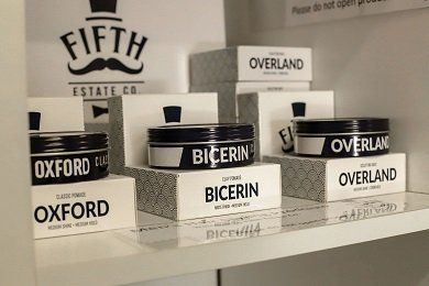 Fifth Estate Co. - Hair & Beard Care Products