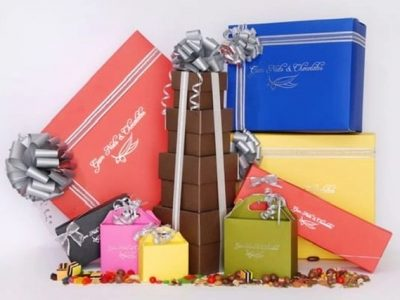 Gumnuts & Chocolates - Gift Hampers