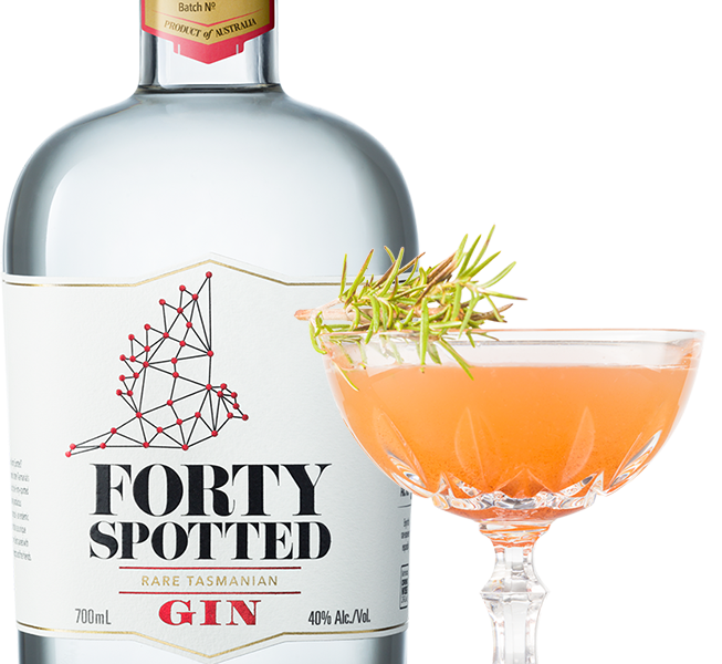 Forty Spotted - Gin