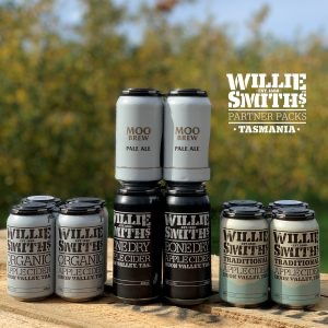 Willie Smiths - Apple Cider & Seasonal releases