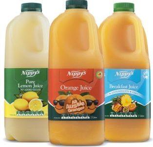 Nippy's - Fruit Juices, Flavoured milk & UHT Milk.