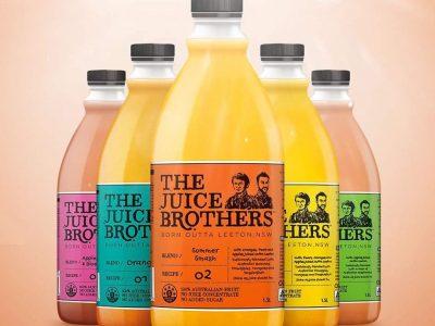 The Juice Brothers - Fruit Juice