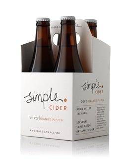 Simple Cider - Apple & Cherry Cider