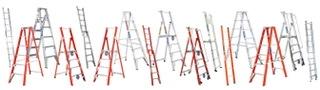 Ladamax - Aluminium & Fiberglass Ladders