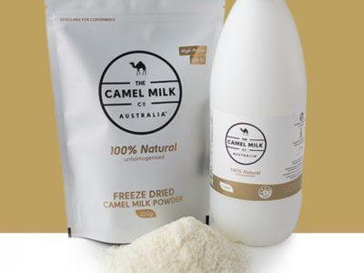 The Camel Milk Co. - Camel Milk & Camel Milk Products