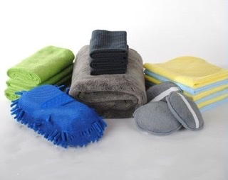 Microfibre Cloths - Cleaning Cloths