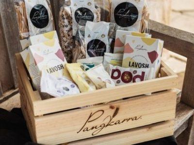 Pangkarra Foods - Pasta, Wholegrain Durum Flour, Cooked & Roasted Legumes