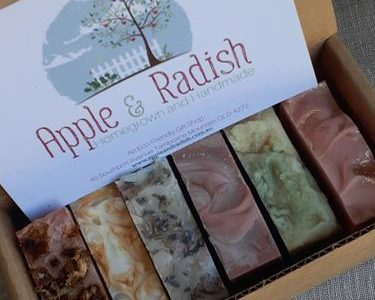 Apple & Radish - Handmade Soap, Hair Care, Body Care
