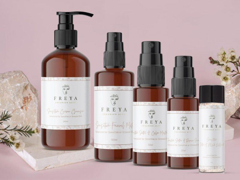 Freya Organics Australia - Skincare Products