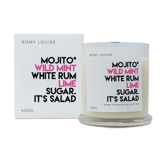 Romy Louise - Hand Poured Luxe Coconut-Soy Candles