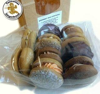Tasmanian Gingerbread - Handmade Gingerbread