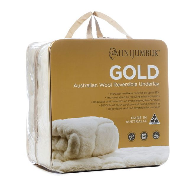 Mini Jumbuk - Wool Bedding Products