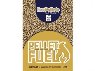 Ecco Pellets Tasmania - Wood Pellets - Heating, Cat Litter & Equine Bedding