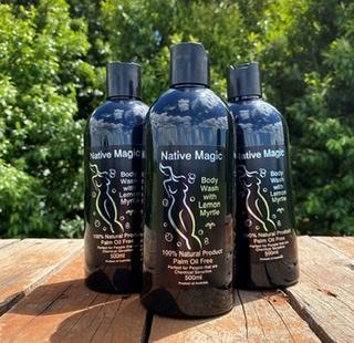 Native Magic - Body Oil, Body Soap, Lip Balm, Sanitiser & Leaf Tea
