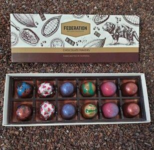 Federation Artisan Chocolate - Artisan Chocolate - including Vegan & Gluten free