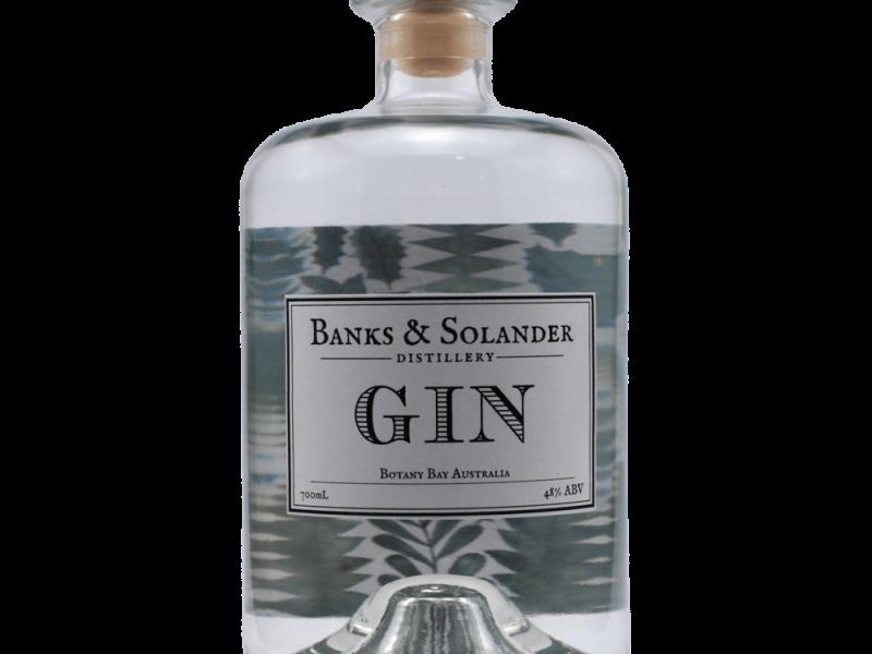 Banks & Solander Distillery - Gin