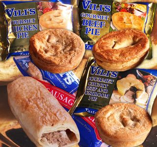 Vili's Family Bakery - Pies, Pasties & Bakery Products
