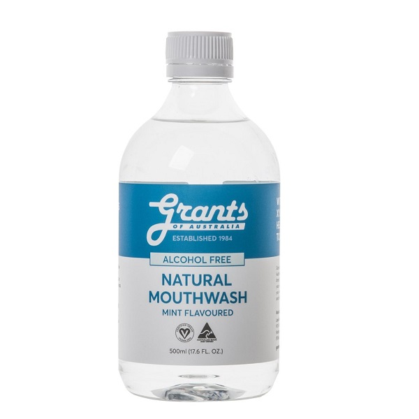Grants of Australia - Toothpaste, Oral Care Products, Crystal Deodorant & Liquid Chlorofyll