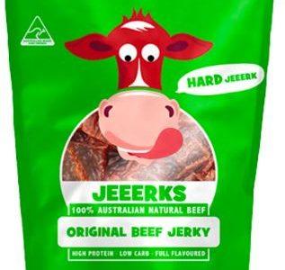 Jeeerks - Beef Jerky