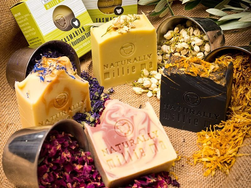 Naturally Millie Ma - Artisan Soap and Natural Skin Care Products