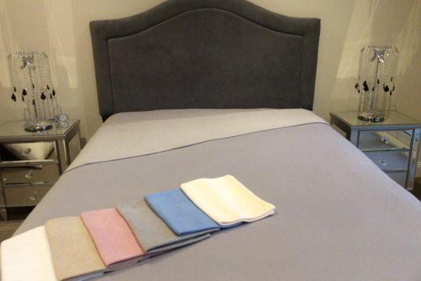 Roma Linen Thermal Sheets - Sheets