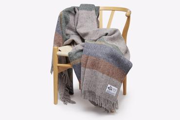 Seljak Brand - Recycled Wool Blankets