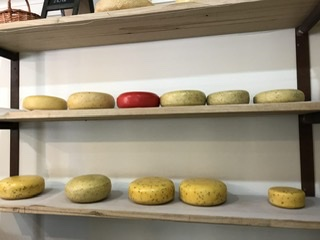 Fromagerie 'The Mill House' - Cheeses & Butter