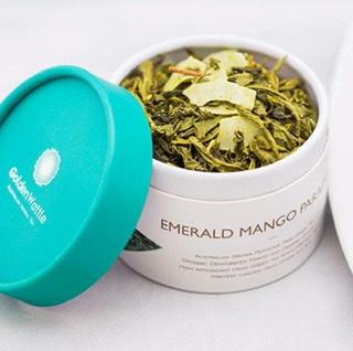 Golden Wattle Tea Shop - Organic Australian Herbal Tea