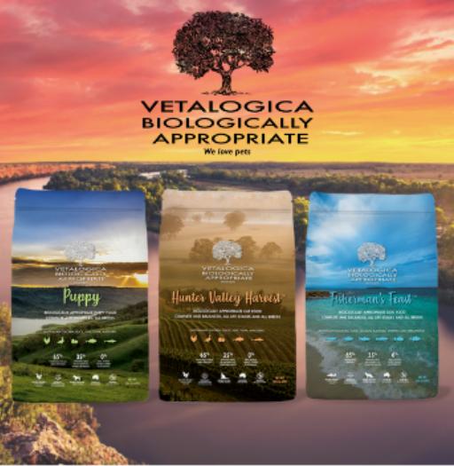 Vetalogica - Dog & Cat Food, Treats & Supplements