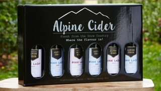 Alpine Cider - Apple Cider, Sparkling Apple Juice