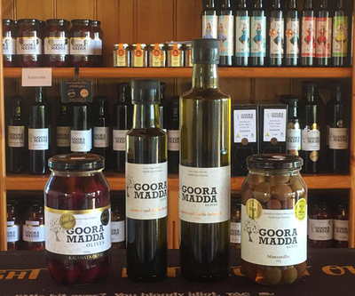 Gooramadda Olives - Olives, Olive Oil & Local Cheese's