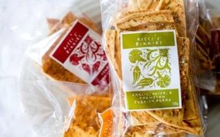 Ricci's Bikkies - Pita Crisps