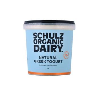 Schultz Organic Dairy - Dairy - Milk, Yoghurt, Cream, Fetta Cheese & Quark