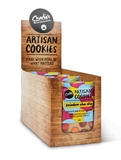 Charlie's Cookies - Artisan Cookies & Snacks